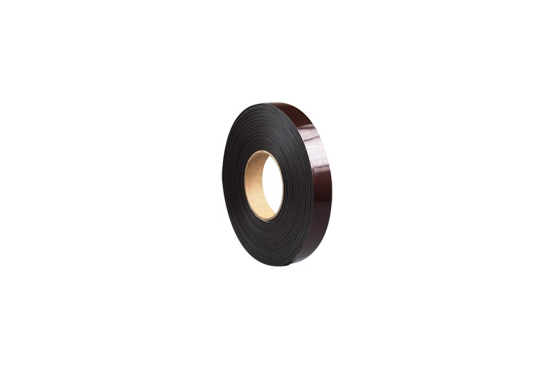 Sterk zelfklevend magneetband op rol